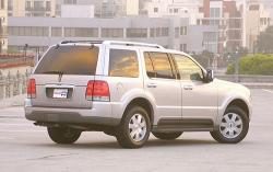 2003 Lincoln Aviator #5