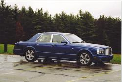 2004 Bentley Arnage #16