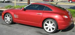 2004 Chrysler Crossfire #9