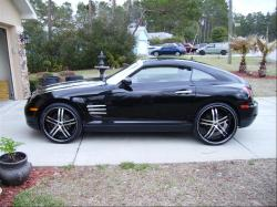 2004 Chrysler Crossfire #8