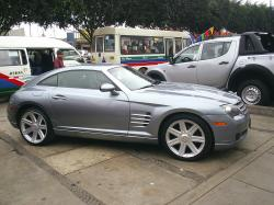 2004 Chrysler Crossfire #4