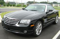 2004 Chrysler Crossfire #5