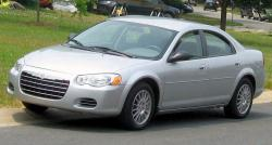 2004 Chrysler Sebring #11