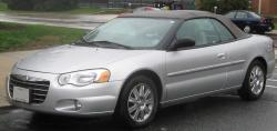 2004 Chrysler Sebring #6