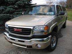 2004 GMC Sierra 2500HD #10
