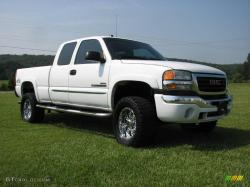 2004 GMC Sierra 2500HD #7