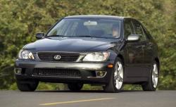 2004 Lexus IS 300 #11