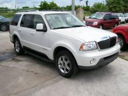 2004 Lincoln Aviator #10