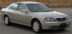 2004 Lincoln LS #7