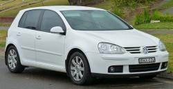 2004 Volkswagen Golf #9
