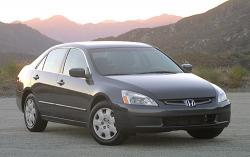 2004 Honda Accord #3