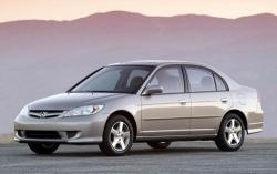 2005 Honda Civic #8