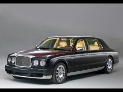 2005 Bentley Arnage #10