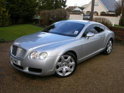 2005 Bentley Continental GT #4