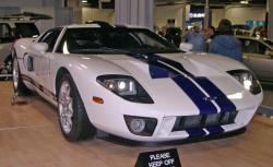 2005 Ford GT #11