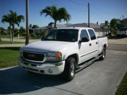 2005 GMC Sierra 1500HD
