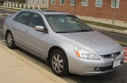 2005 Honda Accord #12
