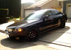 2005 Lincoln LS #3