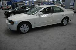 2005 Lincoln LS #5