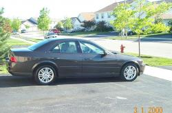 2005 Lincoln LS #4