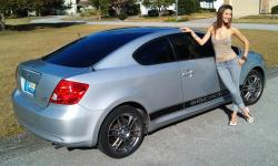 2005 Scion tC #9