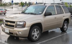 2006 Chevrolet TrailBlazer #16