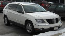 2006 Chrysler Pacifica #11