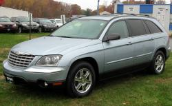 2006 Chrysler Pacifica #17