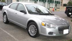 2006 Chrysler Sebring #16