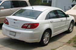 2006 Chrysler Sebring #18