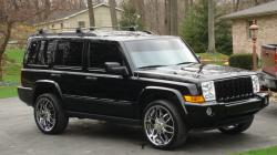 2006 Jeep Commander #13