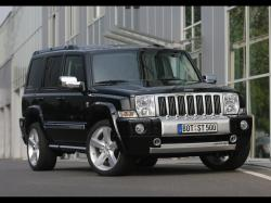 2006 Jeep Commander #12