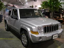 2006 Jeep Commander #18