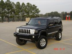 2006 Jeep Commander #14