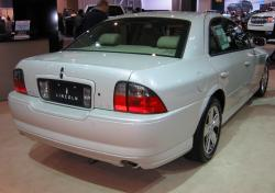 2006 Lincoln LS #20