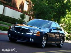 2006 Lincoln LS #12