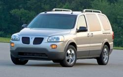 Overview of 2006 Pontiac Montana SV6