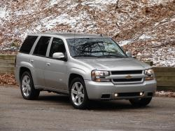 2007 Chevrolet TrailBlazer #21