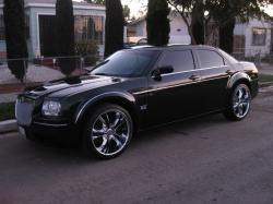 2007 Chrysler 300 #11
