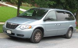 2007 Chrysler Town and Country #17