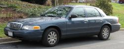 2007 Ford Crown Victoria #8