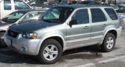 2007 Ford Escape Hybrid #12