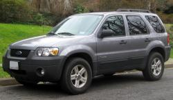 2007 Ford Escape Hybrid #11
