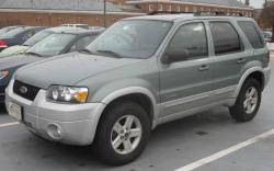 2007 Ford Escape Hybrid #13