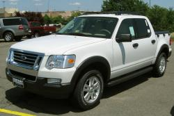 2007 Ford Explorer Sport Trac #8