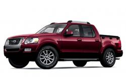 2007 Ford Explorer Sport Trac #9