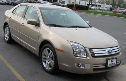 2007 Ford Fusion #16