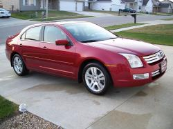 2007 Ford Fusion #17