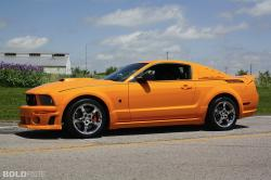 2007 Ford Mustang #16