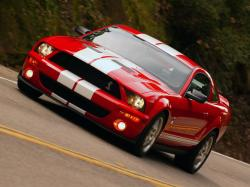2007 Ford Shelby GT500 #13